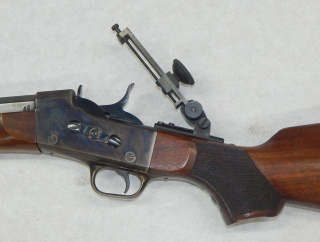 Pedersoli 45/70 Black Powder Rifle Replica - 3
