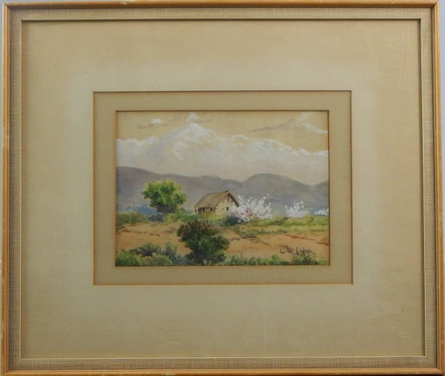 Lucile Datson Pastel Oil Painting