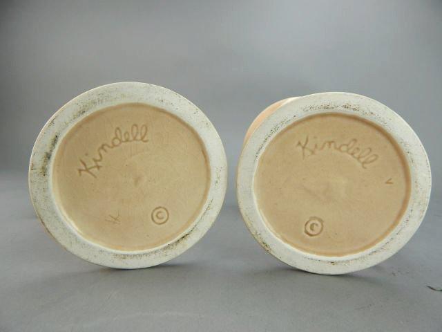Dorothy Kindell Naughty Pottery Nude Martini's - 7