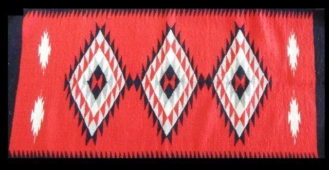 Navajo Handwoven Rug