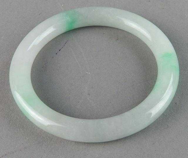 Jadeite Bangle - 2