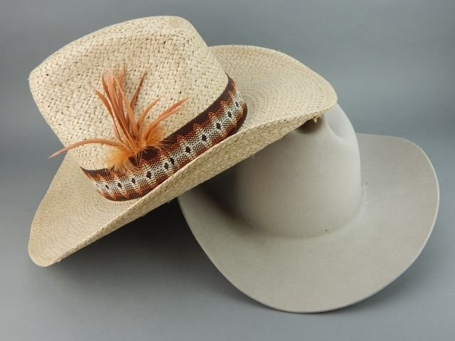 Studs and Bailey Cowboy Hats