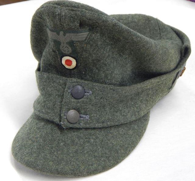German Army Mountain Legion Cap