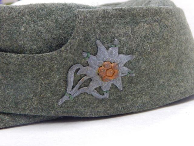 German Army Mountain Legion Cap - 3