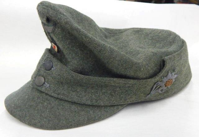 German Army Mountain Legion Cap - 4