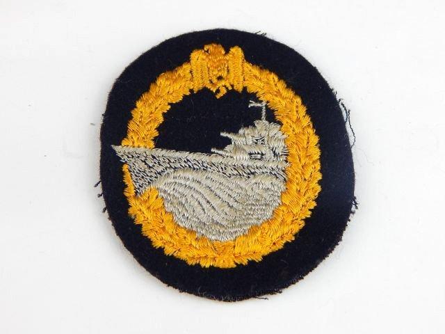 Six German Navy Badges - 6