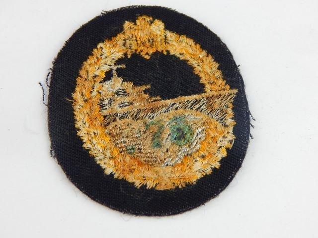 Six German Navy Badges - 7