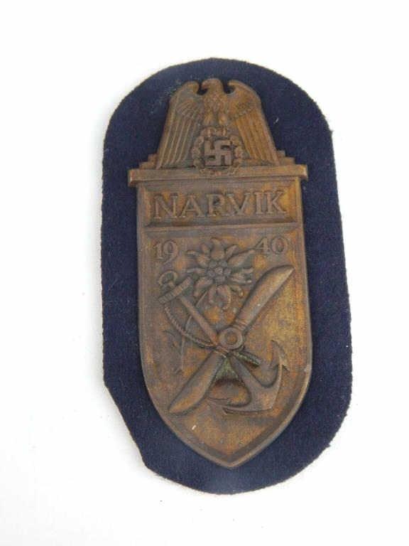 Six German Navy Badges - 8