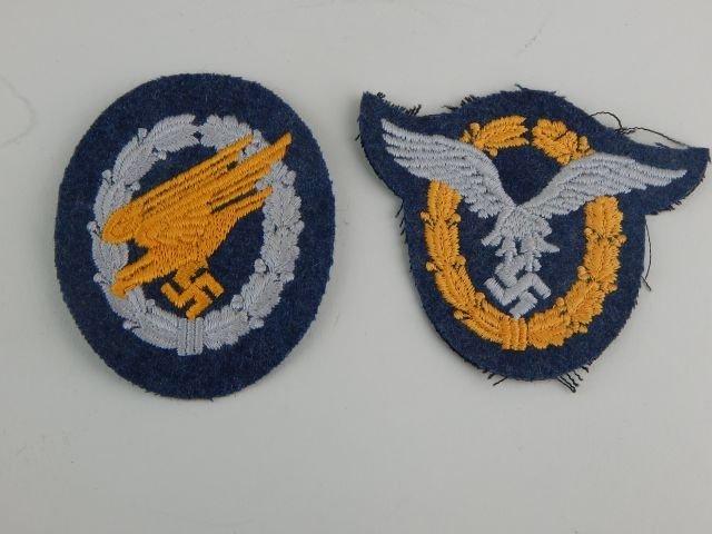 Seven German Luftwaffe Badges - 3