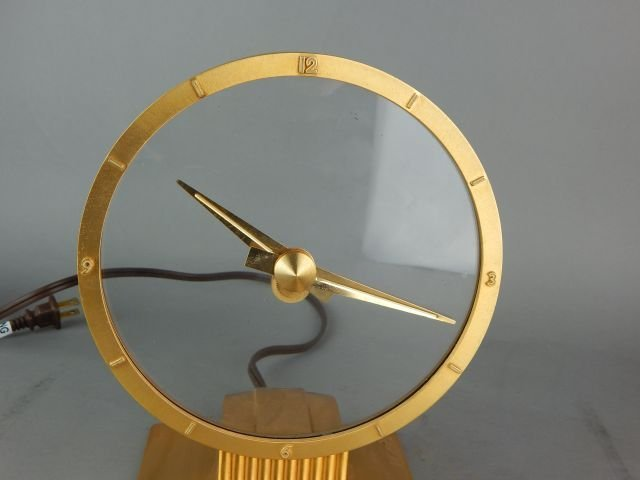 Jefferson Golden Hour Electric Mystery Clock - 2