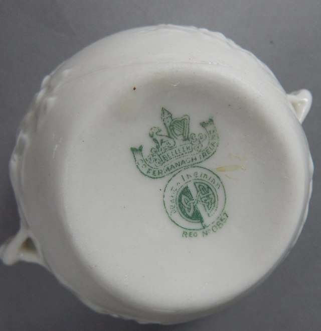 Collection Of Five Vintage Belleek Items - 8