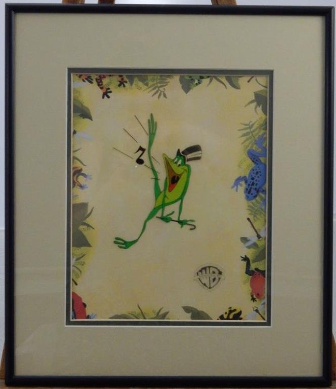 """(262) Warner Bros. """"Frog"""""""
