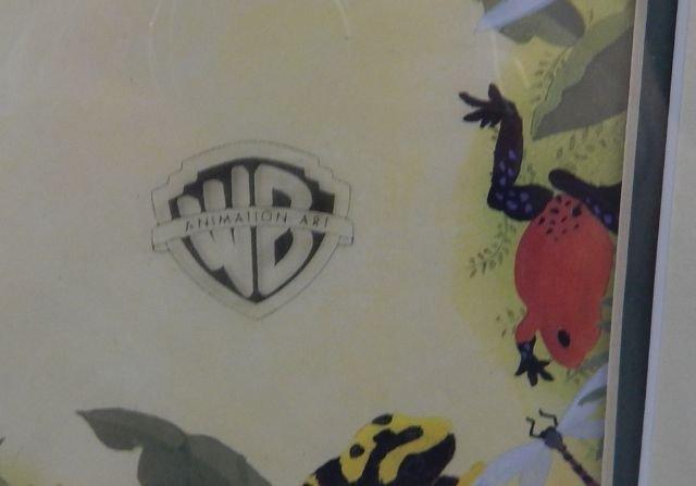 """(262) Warner Bros. """"Frog"""" - 2"""