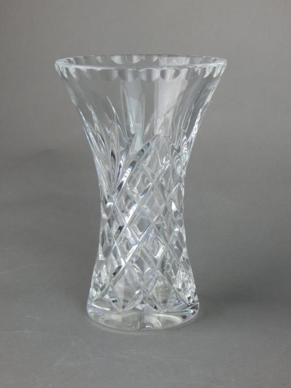 American Brilliant Cut Crystal Grouping - 9