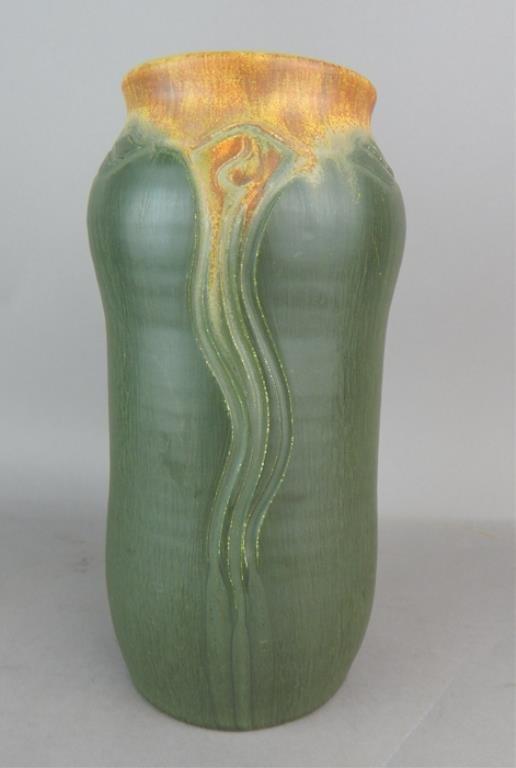 "Ephraim Pottery ""Prairie Day Dream"" Vase"