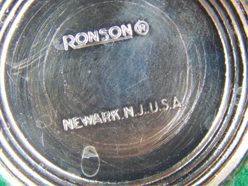 Vintage Ronson USA Cigarette Holder & Lighters - 4