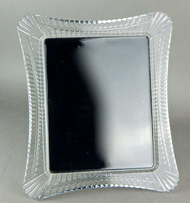 """Waterford Crystal 8""""x10"""" Photo Frame"""