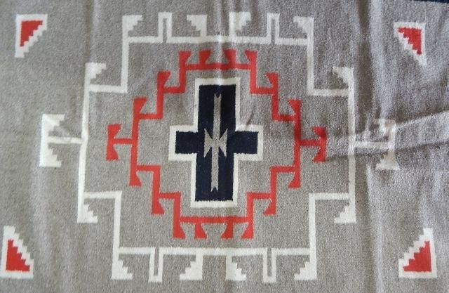 Navajo Handwoven Rug - 2