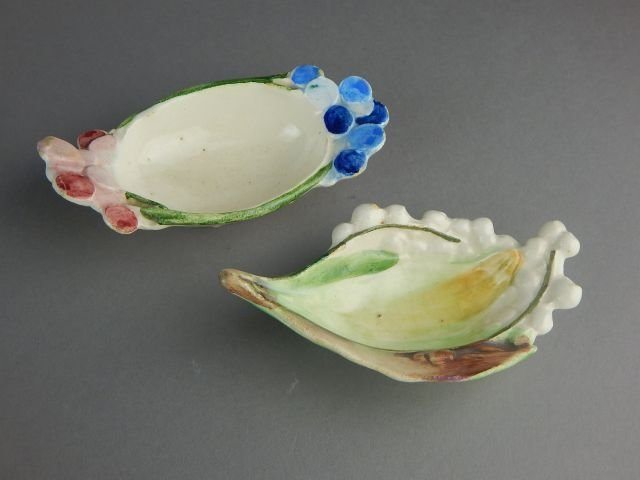 Eight Italian Porcelain Condiment or Nut Dishes - 3
