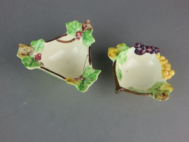Eight Italian Porcelain Condiment or Nut Dishes - 4