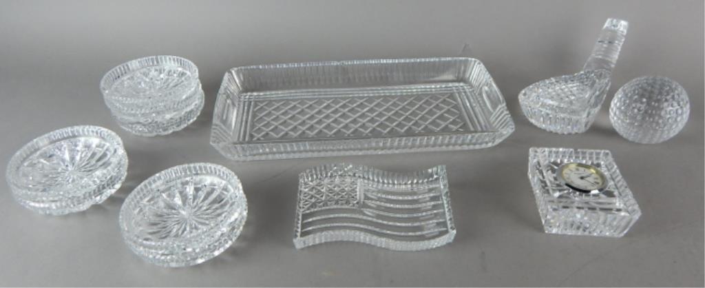 Waterford Crystal Vanity Grouping