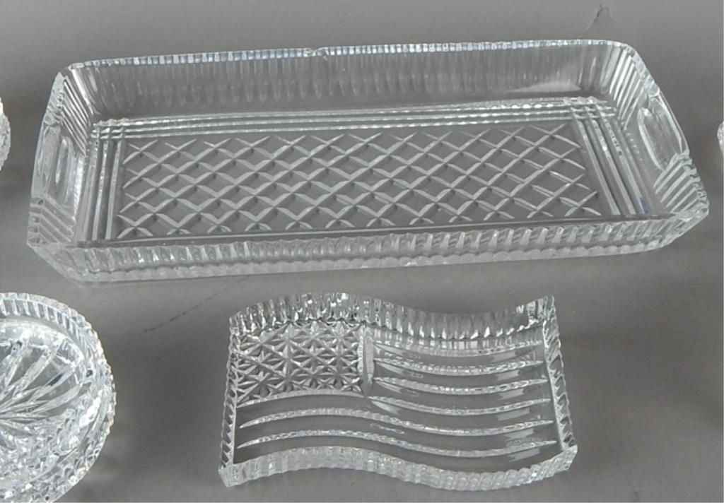 Waterford Crystal Vanity Grouping - 2