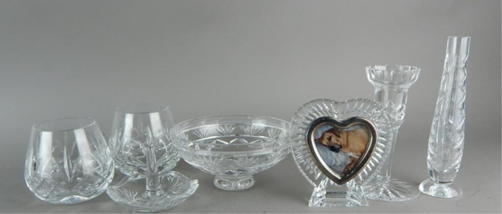 Waterford Crystal Grouping