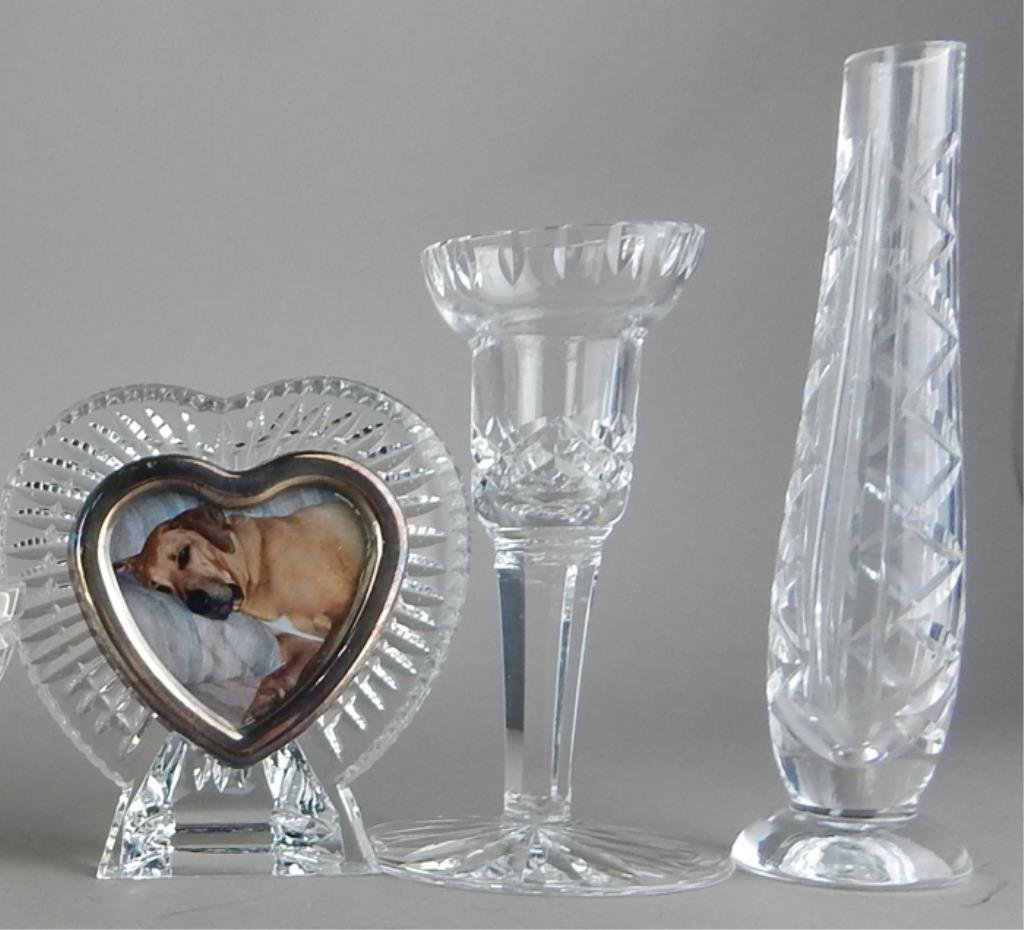 Waterford Crystal Grouping - 2