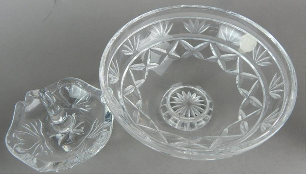 Waterford Crystal Grouping - 3