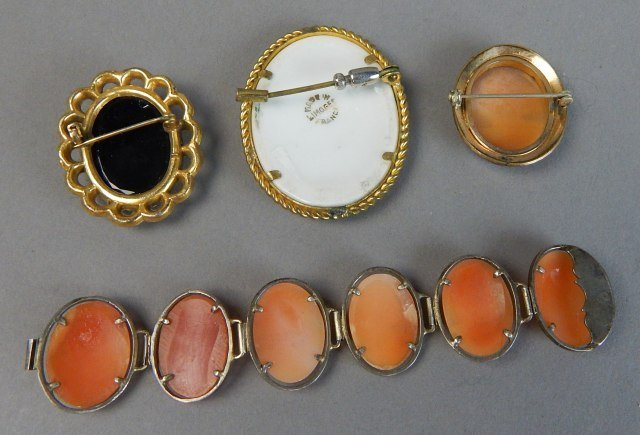 Vintage Cameo's - 2