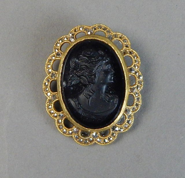 Vintage Cameo's - 4
