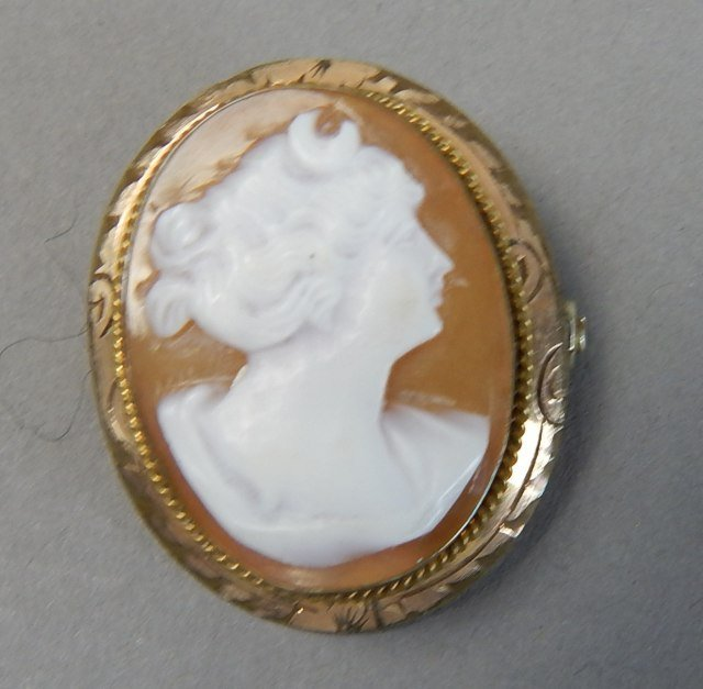 Vintage Cameo's - 5