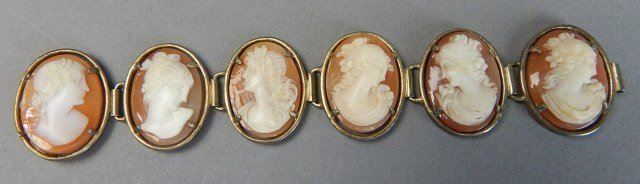Vintage Cameo's - 6