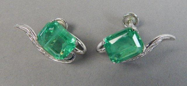 Sterling Silver Bracelet,Earrings and Ring - 2