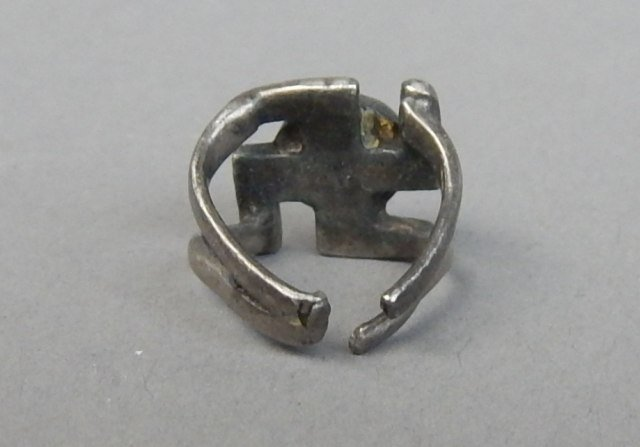 Sterling Silver Bracelet,Earrings and Ring - 4