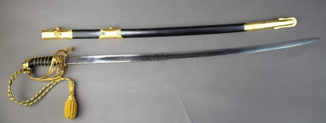 Ceremonial Sword - 2