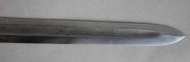Engraved Sword With Sheath - 5