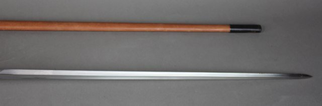 Sword With Scabboard - 3