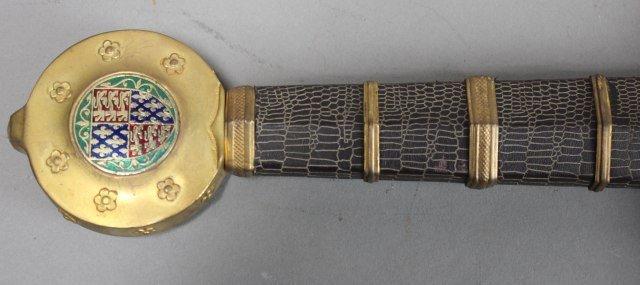 Scottish Sword - 5