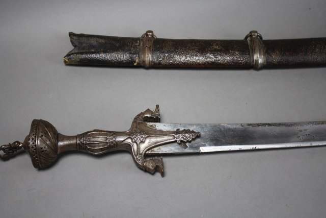 Antique Persian Sword - 3