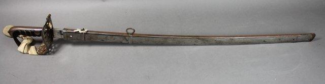 Eisenhower Hard Steel Sword