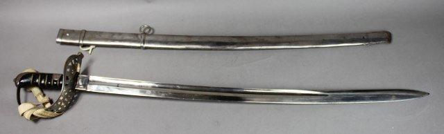 Eisenhower Hard Steel Sword - 2