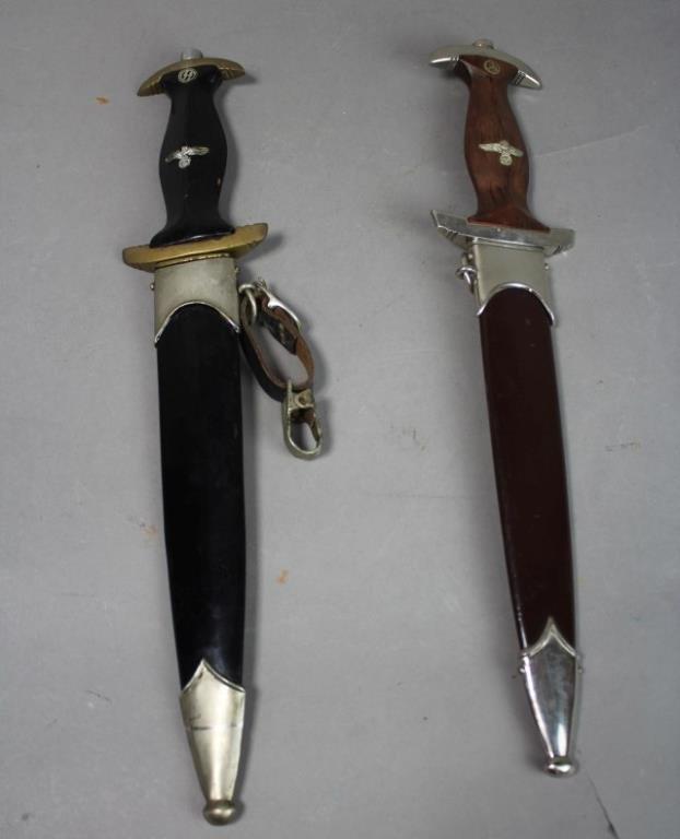 Two German Replica Knives