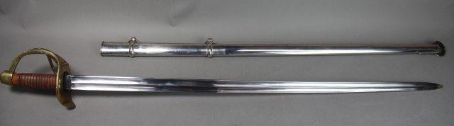 Sword With Scabboard