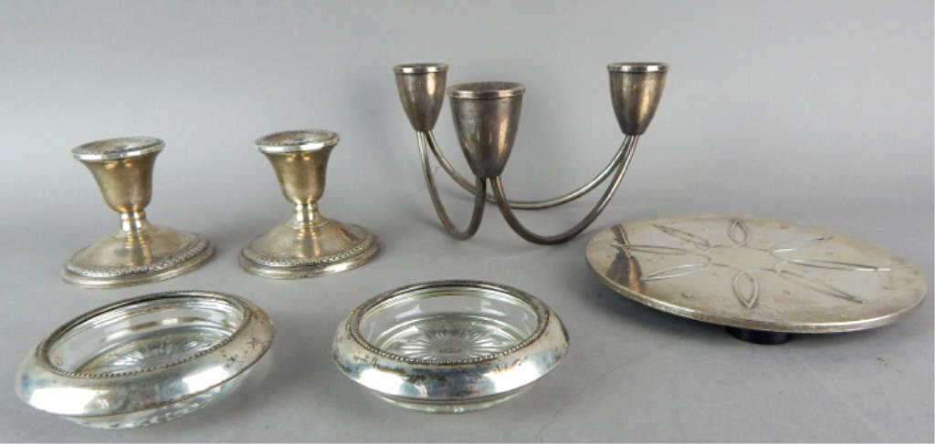 Sterling Silver Grouping