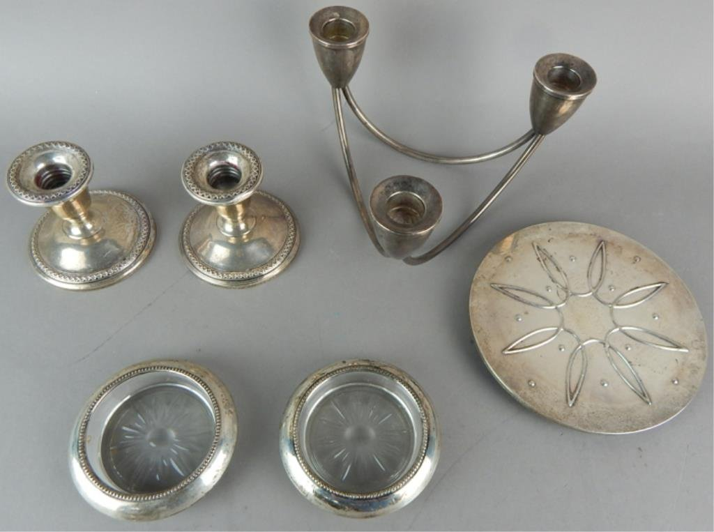 Sterling Silver Grouping - 2