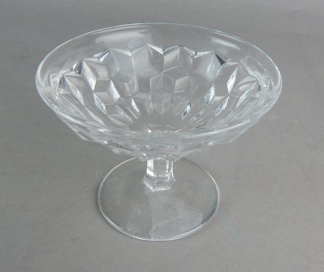 Vintage American Fostoria Glass Desserts - 4