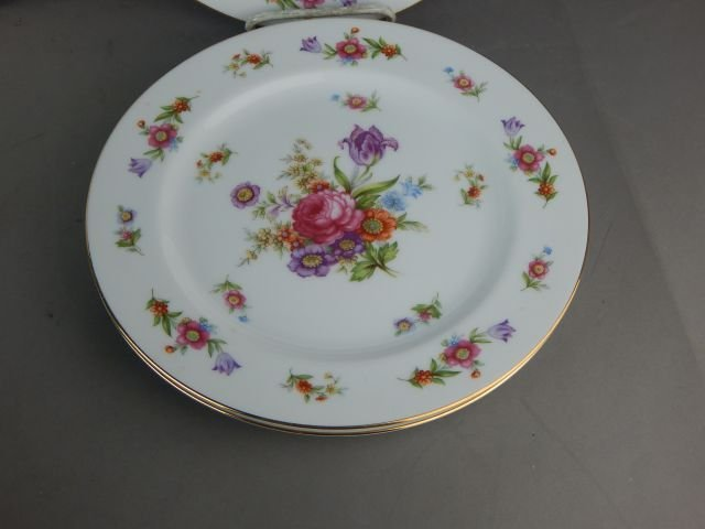 Royal Albert, Sango & Flintridge Plates - 4