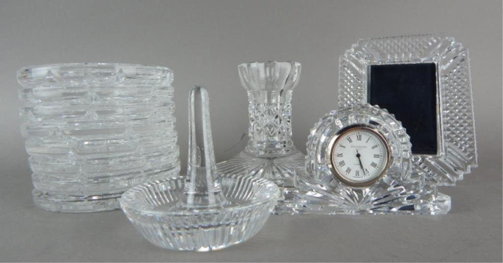 Waterford Crystal Vanity Grouping