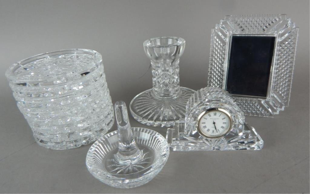 Waterford Crystal Vanity Grouping - 2